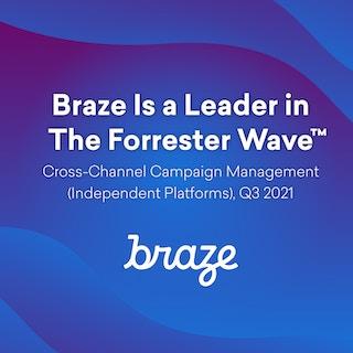 The Forrester Wave™: Cross-Channel Campaign Management (Independent Platforms), Q3 2021