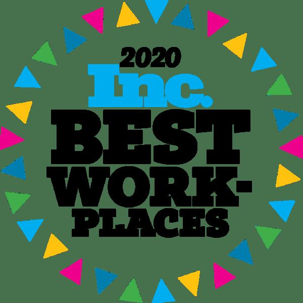 2020 Inc. Best Work Places